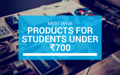 Must have products for students under ₹700