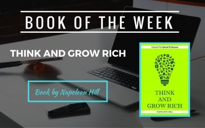 MyClgNotes' Book of The Week: Think and Grow Rich by Napolean Hill